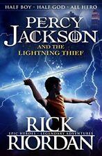 Percy Jackson and the Lightning Thief (Percy Jackson/Olympians 1) By Rick Riord