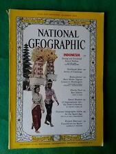 NATIONAL GEOGRAPHIC - MAY 1961 VOL 119 #5 - PLANTS THAT EAT INSECTS