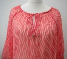 Monsoon Striped Polyester Plus Size Dresses for Women
