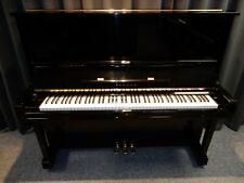 YAMAHA U3 SILENT UPRIGHT PIANO. GLOSS BLACK  0% FINANCE AVAILABLE
