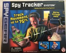 Wild Planet SpyGear Spy Tracker System Mobile Early Warning System New in Box