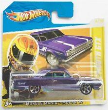 Véhicules miniatures Hot Wheels pour Plymouth 1:64