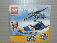 LEGO® Creator Bauanleitung 4995 Cargo Copter Heft 2 ungelocht instruction B5316