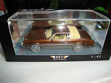 Neo Scale Models 1/43 - Buick Riviera - 44810