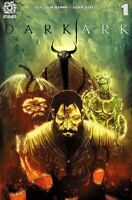 DARK ARK #1 BEN TEMPLESMITH TRADE DRESSED VARIANT LTD TO 175 AFTERSHOCK NM