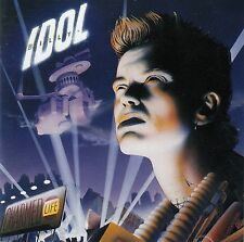 BILLY IDOL - CHARMED LIFE / CD (CHRYSALIS RECORDS 1990) - TOP-ZUSTAND