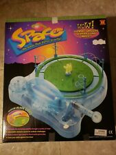 NEW Space: The Game That Defies Gravity Skill Blacklight Air Motorized VINTAGE