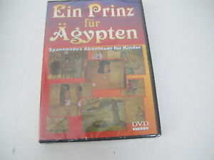 Ein Prinz für Ägypten   DVD - Neu