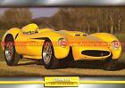 FERRARI 500 Testarossa 1956 : Fiche Auto Collection