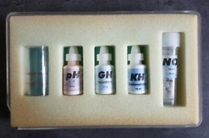 Oase AquaActive Aqua Test pH-GH-KH-NO2 Teichwasser Teiche Sauerstoff-Messgerät