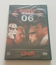 TNA Impact Wrestling Victory Road 2006 DVD