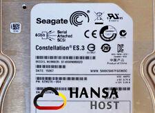 Seagate ST4000NM0023 Constellation ES.3, SAS, 4TB, NUR FÜR SERVER