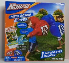 Banzai Mega Boxing Gloves Inflatable Toys Red 1 Pair