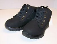 Wonder Nation Infant Hiking Boots NEW SZ 5 Black FREE Shipping