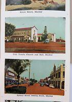 c1950's MURRAY VIEWS CAMERA VIEWS FROM MACKAY, QLD