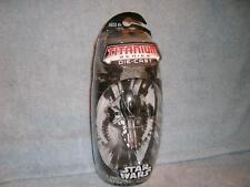 Darth Vaders Sith Starfighter Die-Cast STAR WARS Micro Machines galoob MISP 2006