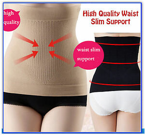 Slim Shape Fit Body Shaper Belt Belly Waist Trimmer Slimming Fit Thinner Waist