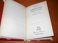 TRILUSSA, campionario delle favole - Colombo editore