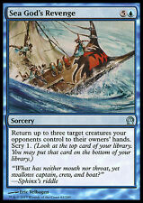 MTG 2x SEA GOD's REVENGE - VENDETTA DELLA DEA DEL MARE - THS - MAGIC