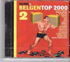 (FH705) Humo's Belgent Top 2000 - 2010 sealed CD