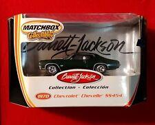 MATCHBOX COLLECTIBLES BARRETT JACKSON - 1970 CHEVELLE SS 454 - MIB 1:43