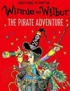 Winnie and Wilbur: The Pirate Adventure by Valerie Thomas (Paperback, 2016)