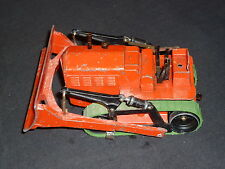 "A Dinky toys BLAW KNOX Bulldozer "" Playworn """
