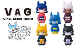 Vinyl Artist Gacha Series 26 Kae-chan Vol. 2 by Kae Tanaka RARE HTF NIB