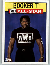2016 WWE Heritage NWO/WCW All Star #19 Booker T