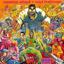 MASSIVE ATTACK - NO PROTECTION  -  CD  NUOVO