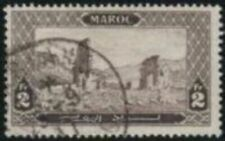 French Moroccan Used Stamps