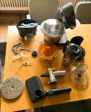 Bosch MUM5 Küchenmaschine, Zitruspresse, Fleischwolf, Schüssel 3,9 Liter