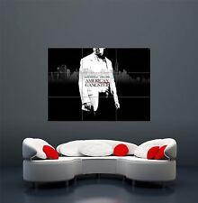 American gangster movie film Denzel Washington Gigante Poster Stampa x1664