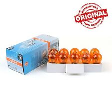 10Pcs OSRAM 7528Y 12V 21/5W P21/5W BAY15D Stop DRL Lights Lamp Bulbs Amber BS2