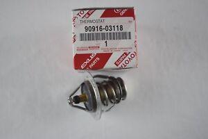 Genuine Toyota Thermostat 90916-03118 / 9091603118 OEM