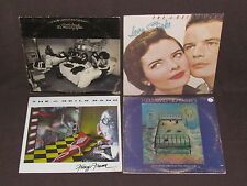 J. GEILS BAND 4 LP RECORD ALBUMS LOT COLLECTION Freeze Frame/Morning After/Love