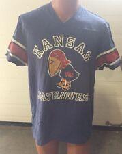 NWOT NCAA Kansas Jayhawks Vintage Logo T-Shirt Short Sleeve Sz XL
