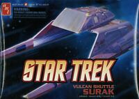 AMT Star Trek TMP The Motion Picture VULCAN SHUTTLE SURAK NIB Model Kit NIB c628