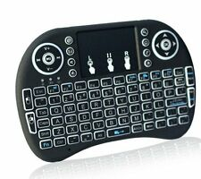 Mini Keyboard i8 Type NEW Backlight Mini Wireless Touchpad with Mouse