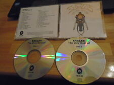 RARE PROMO Eagles 2x TEST DEMO CD Very Best Of Don Henley GLENN FREY Joe Walsh !