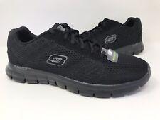 New! Men's Skechers Skech-Knit 59950H Athletic Sneaker - Black O16