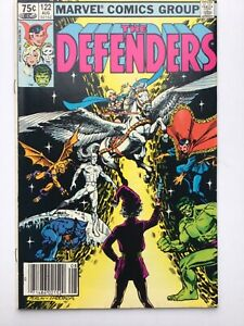 Defenders Canadian Price Variant #122  1983