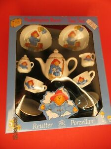 NEW Paddington Bear Porcelain Tea Set For 2
