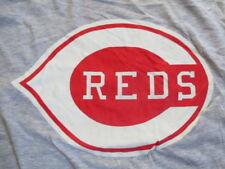 Vintage Salem Sportswear Label - CINCINNATI REDS (XL) T-Shirt