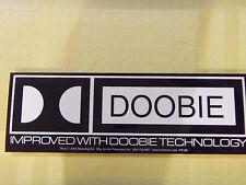 DOOBIE  New Marijuana,Weed Related Vinyl Decal Sticker Bumper