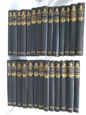 Works of JOSEPH CONRAD (COMPLETE 27-VOLUMES!) 1924-1928 RARE Leather