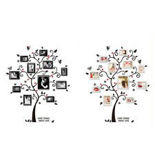 Middle Size Family Photo Frame Tree Wall Stickers Office Decor Living Room