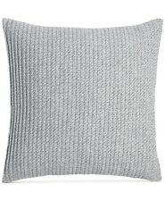 "Hotel Collection 20"" Square Decorative Pillow Ticking Stripe B98231"