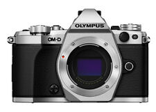 Olympus OM-D E-M5 Mark II (Body only) Silver -Fedex  to USA