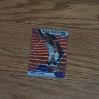 2019-20 Jarrett Culver Rookie Card Mosaic Red Wave Prizm NBA Debut Timberwolves